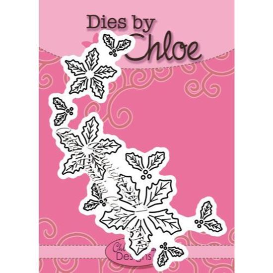 Dies By Chloe - Holly Flower Arch