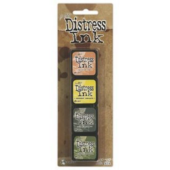 Tim Holtz Distress Ink Pad Mini Kit 10