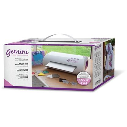 Gemini Electronic Multi Media Die Cutting Machine