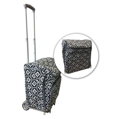 Craft Trolley - Black