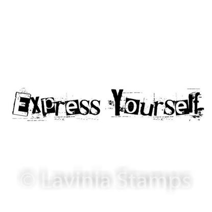 Lavinia Stamps  - Express Yourself