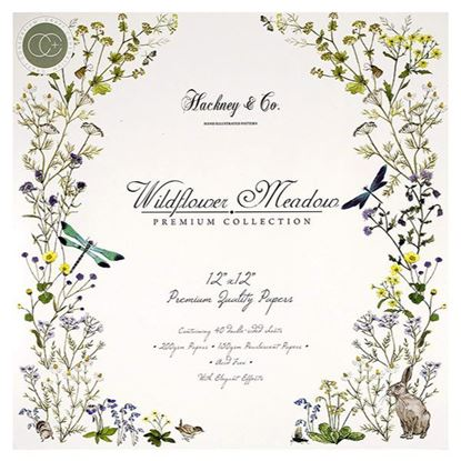 Craft Consortium Premium Pad - Wildflower Meadow