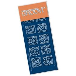 Groovi Spacer Plate - Celtic Beauty