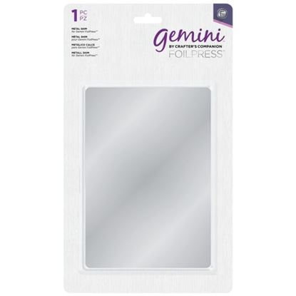 Gemini FoilPress Accessories - Metal Shim