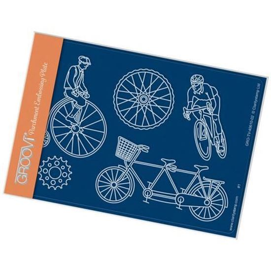Bicycles A6 Groovi Plate