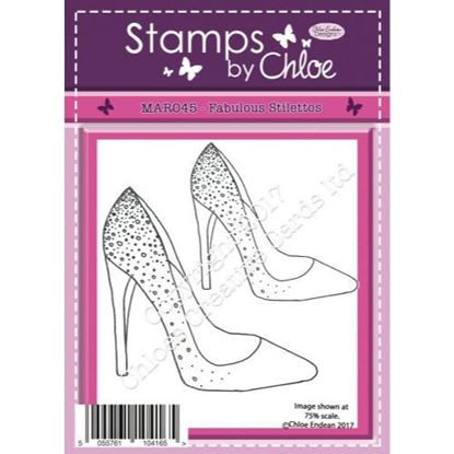 Stamps by Chloe - Fabulous Stilettos
