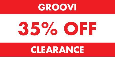Picture for category Groovi 35% OFF