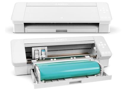 Picture of Silhouette Cameo 4 Digital Cutting Machine