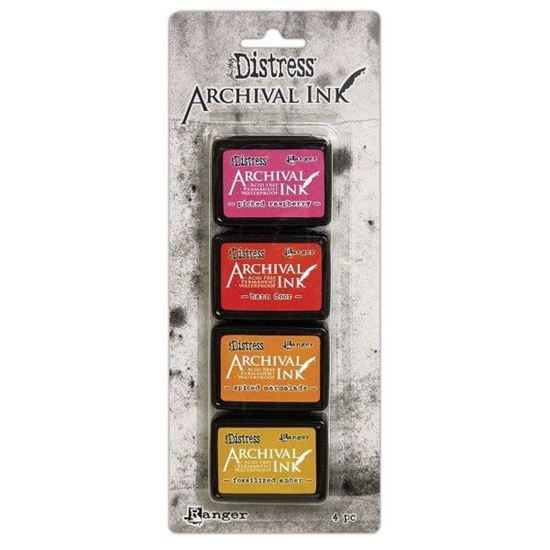 Distress Archival Mini Kit 1