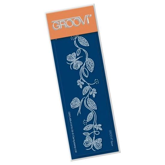 Groovi Spacer Plate - Butterfly