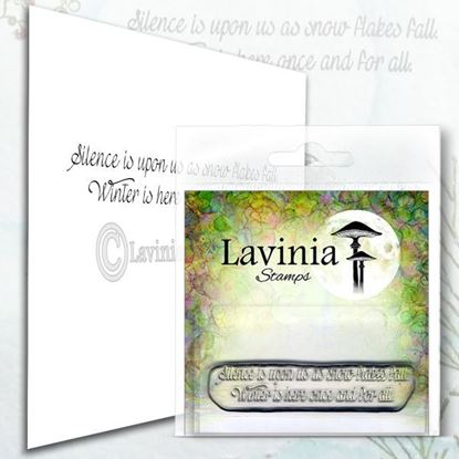 Lavinia Stamps  - Silence