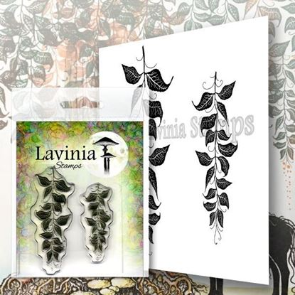 Lavinia Stamps  - Berry Leaves