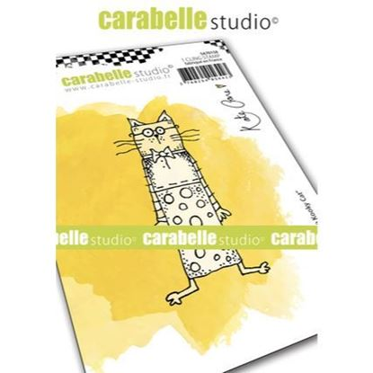 Carabelle Art Cling Stamps A7 - Little Kooky.