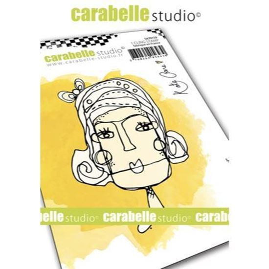 Carabelle Art Cling Stamps A7 - Pearl