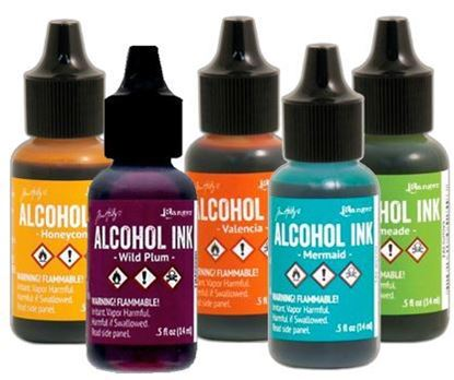Picture of Adironack Alcohol Inks (Available in a wide range of Colours)