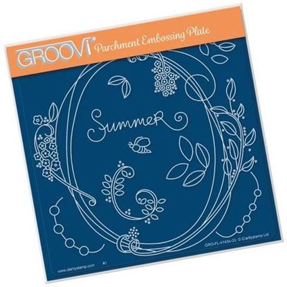 Barbara's Entwined Wreath - Summer Groovi