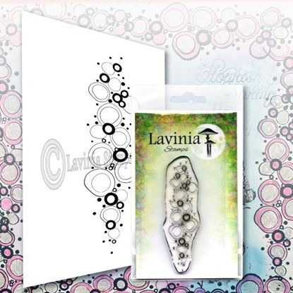 Lavinia Stamps  -  Pink Orbs