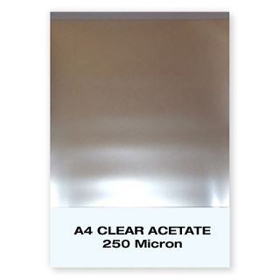 A4 Clear Acetate Sheets
