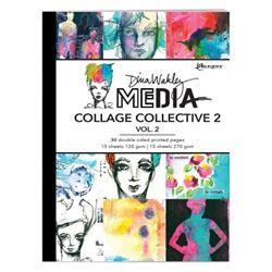 Dina Wakley Collage Collection 2 Vol2