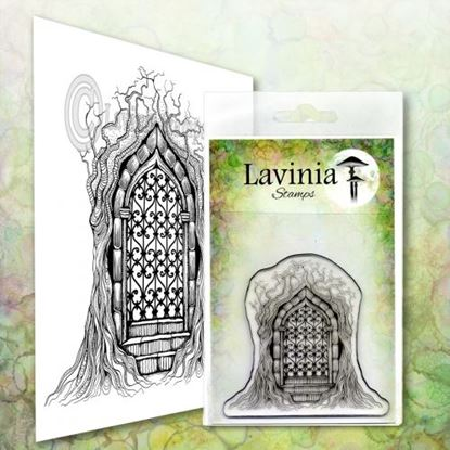 Lavinia Stamps  -  Forest Temple