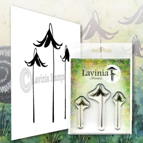 Lavinia Stamps  - Fairy Bell Set