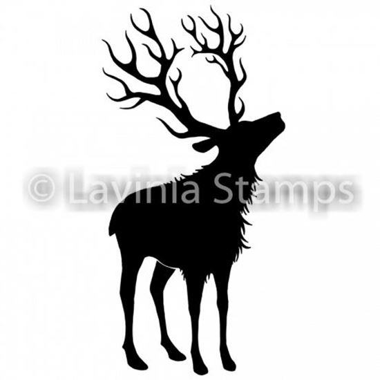 Lavinia Stamps  - Reindeer (Small)