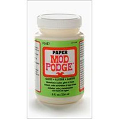 Mod Podge Gloss for paper 8oz