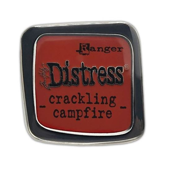 Tim Holtz Distress Pin-Carded Crackling Campfire.