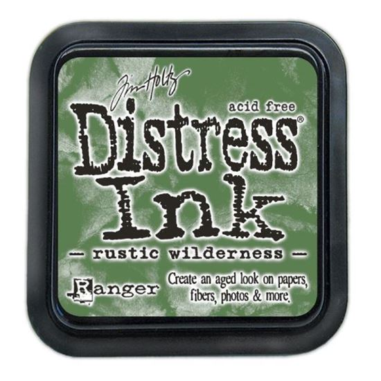 Distress Ink Pad - Rustic Wilderness