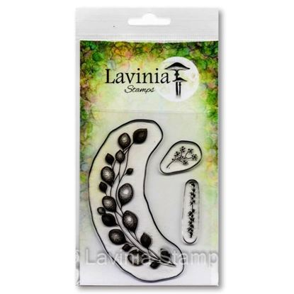 Lavinia Stamps  - Floral Wreath