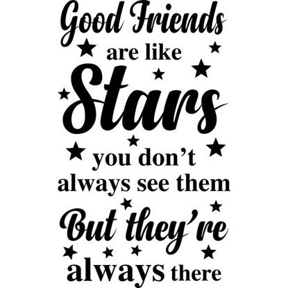 Good Friends, Stars  s/a Vinyl