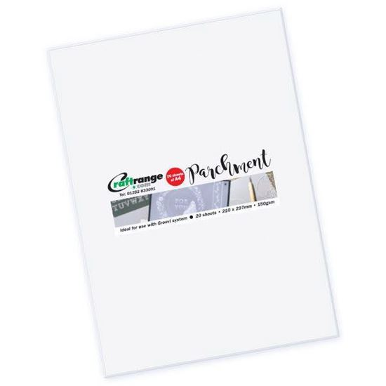 Picture of Parchment 150 gsm