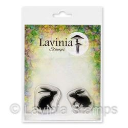 Lavinia Stamps  -  Forest Hares